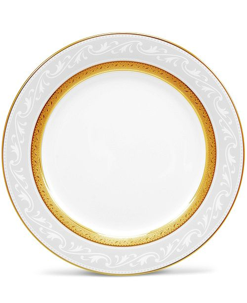 Noritake Crestwood Gold Accent Plate