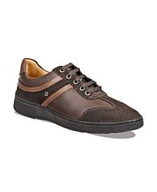 Men's Suede Sneaker