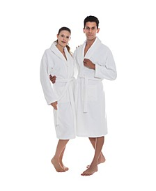 Sorano Unisex Turkish Cotton Bath Robe