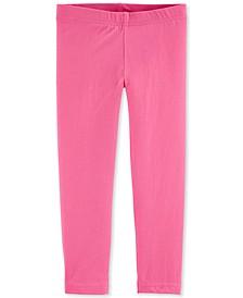 Toddler Girls Pink Leggings