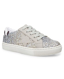 Little & Big Girls Glitter Sneakers