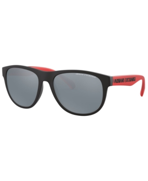 Armani Exchange Men's Polarized Sunglasses