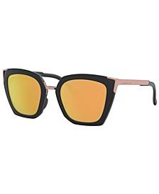 Sideswept Polarized Sunglasses, OO9445 51