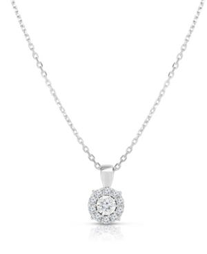 Diamond Pendant (1/2 ct. t.w.) 18
