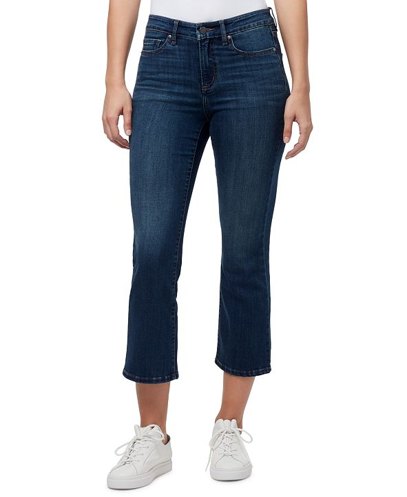 WILLIAM RAST Cropped Bootcut Jeans
