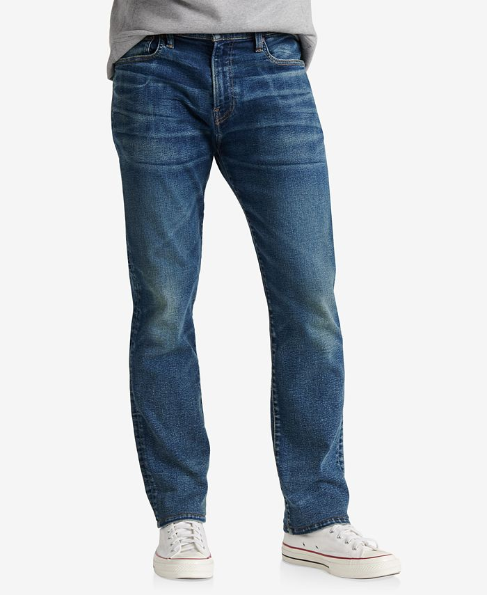 Lucky Brand - Men's 223 Straight Advanced Stretch Jeans