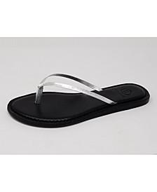Premium Carmel Thong Sandal