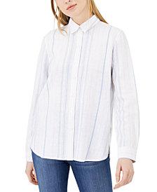 Calvin Klein Jeans Striped Shirt