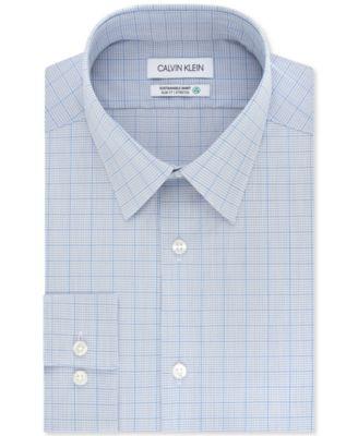 $296 RALPH LAUREN 15.5 32//33 Men/'s CLASSIC-FIT WHITE LONG-SLEEVE TOP DRESS SHIRT