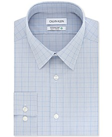 Non-Iron Sustainable Slim Fit Performance Dress Shirt