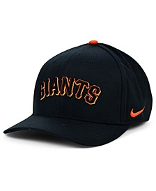 San Francisco Giants Legacy 91 Dri-FIT Swooshflex Stretch Fitted Cap