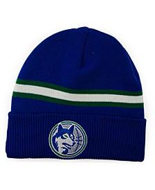 Minnesota Timberwolves HWC Retro Stripe Knit Hat