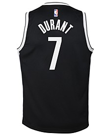Little Boys Kevin Durant Brooklyn Nets Icon Replica Jersey