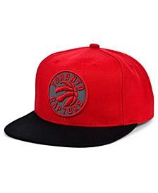 Toronto Raptors 2 Team Reflective Snapback Cap