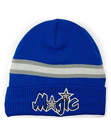 Orlando Magic HWC Retro Stripe Knit Hat