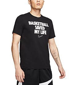 Men's Dri-FIT Basketball T-Shirt