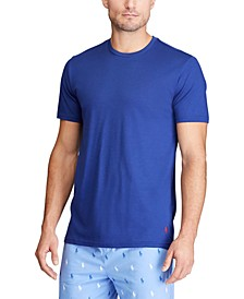 Men's Sleepwear Crewneck T-Shirt