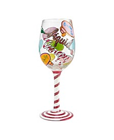 LOLITA Liquid Therapy Wine Glass