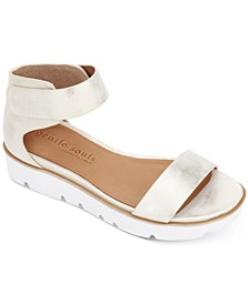 by Kenneth Cole Women's Lavern Easy Strap Platform Sandals