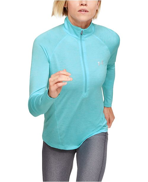 Under Armour Women's UA Tech™ Half-Zip Top