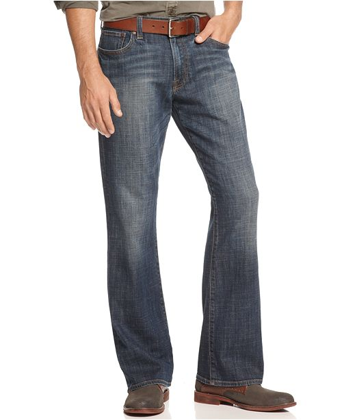 Lucky Brand Men's 367 Vintage Boot-Cut Jeans RthJ7W