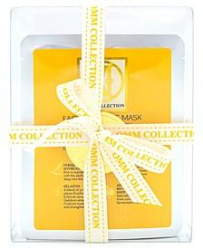 4-Piece Bio cellulose Face Mask Set, 7 oz