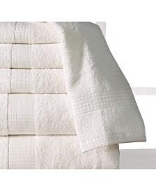 Low Twist Soft Bath Towel Set - 6 Piece