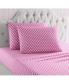 MHF Home Kids Polka Dots Galore Sheet Sets