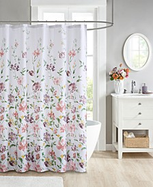 "Isobelle 72""x 72"" Shower Curtain"