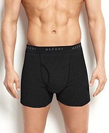 Men's Big and Tall Tagless Boxer Brief, 3-Pack
