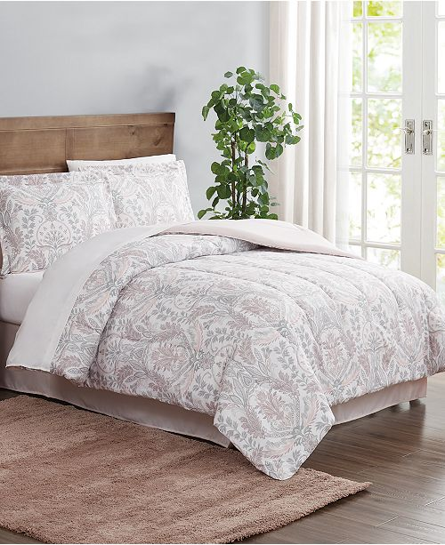 Pem America Carmela Full 8-Pc. Comforter Set