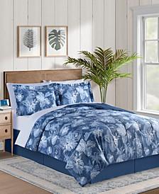 Puerto Rico 8-Pc. Full Comforter Set