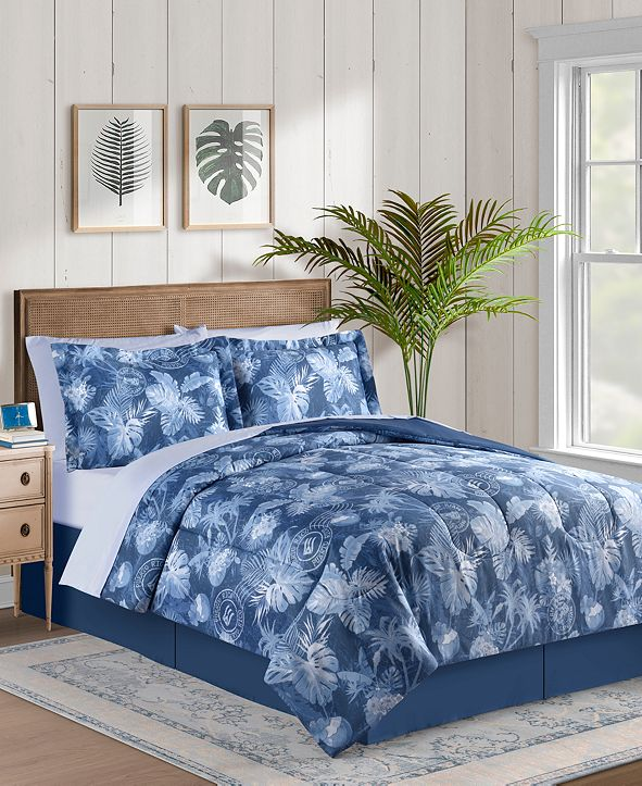 Fairfield Square Collection Puerto Rico 8-Pc. Full Comforter Set