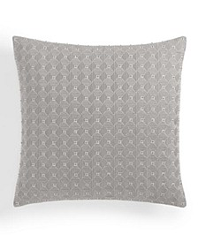 "Honeycomb Trellis 20"" x 20"" Decorative Pillow, Created for Macy's"
