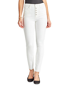 Sam Edelman Denim The Stiletto High Rise Skinny Ankle Jeans