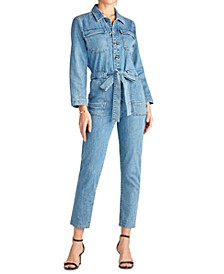 The Coverall Denim Jumpsuit