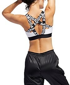 Women's Training Don't Rest Aeroready Medium-Support Sports Bra