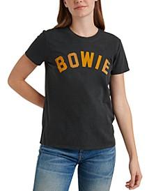 Cotton Bowie-Graphic T-Shirt