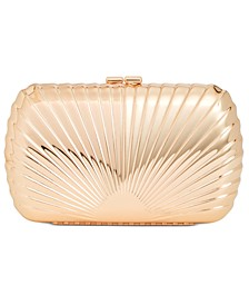 INC Seashell Clutch, Created for Macy's