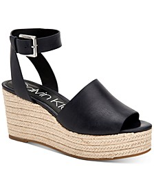 Women's Chyna Espadrille Wedge Sandals