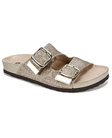 Women's Horizon Footbed Sandals