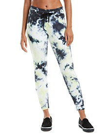 Tie-Dyed Joggers