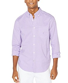 Men's Oxford Gingham Shirt