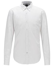 BOSS Men's Rod_53 Natural Shirt