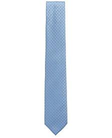 BOSS Men's Light Pastel Blue Tie
