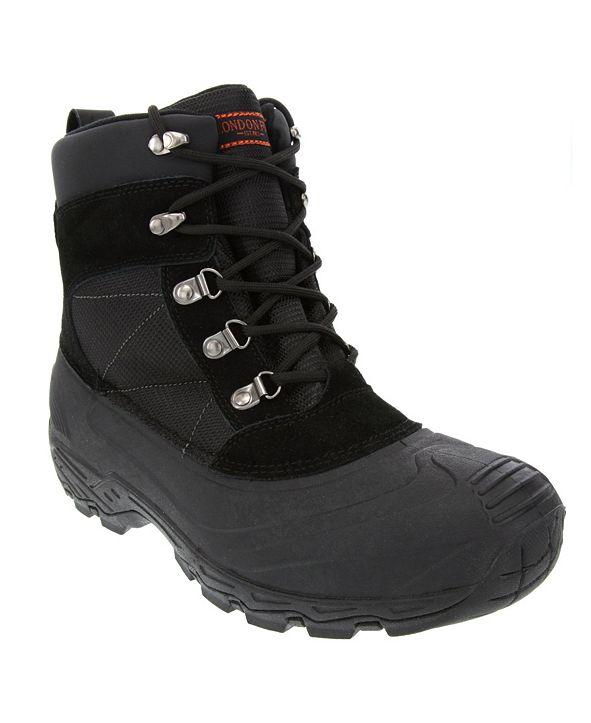 London Fog Men's Woodside Winter Boot