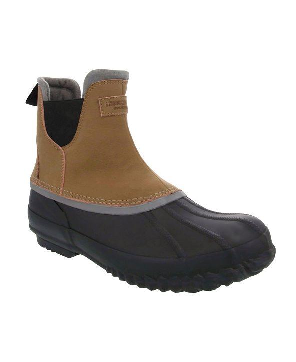 London Fog Men's Rye Duck Boot