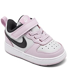 Toddler Court Borough Low 2 Stay-Put Closure Casual Sneakers from Finish Line