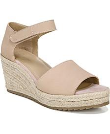Oribella Quarter Strap Sandals