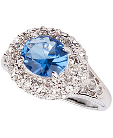 Grace Kelly Collection Rhodium Plated Ring